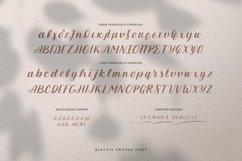 Kleftis Erotas Greek script font Product Image 5