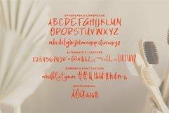 Web Font Olaithe - A Handwritten Font Product Image 2