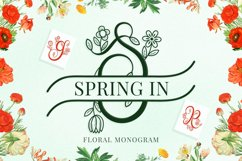 Spring in Monogram Product Image 1