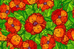 8 red poppy flowers backgrounds Product Image 4