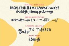 Web Font Baylin - Bold & Fun Font Product Image 5