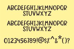 Hello type - a fun handwritten font Product Image 3