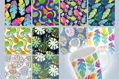 Tropical pattern mega set Product Image 2