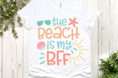Beach SVG Bundle - Cut Files for Crafters Product Image 5