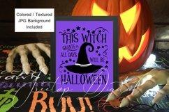 Halloween Mockup Bundle, Frame, Porch Sign, Flag, Mug, Shirt Product Image 4