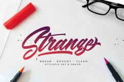 Kindness Typeface - 3 Version Style Product Image 4