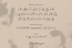MOSTEEN - Romantic Font Product Image 3