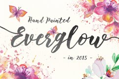 Floweress - Hand Painted Brush Font Product Image 6