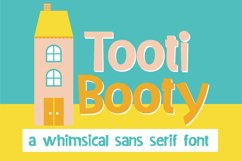 PN Tooti Booty Product Image 1