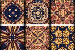 Abstract Zentangle Pattern Tiles   abstract background Product Image 5