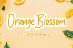 Orange Blossom Product Image 1