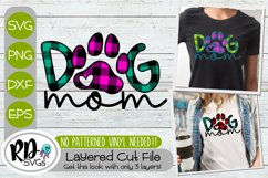 Trendy Dog Mom Bundle - Set of Layered Cricut SVG Cut Files Product Image 5