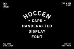 HOCCEN CAPS Product Image 1