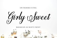 Girly Sweet Product Image 1