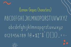 Lemon Grapes Product Image 6