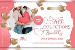 Valentine Silhouette - WEB FONT Product Image 3