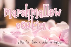 Tasty Treats Font Bundle | Includes 8 Delicious Fonts! Product Image 6