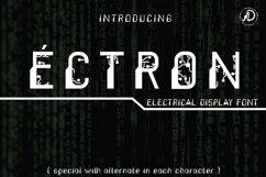 ECTRON Product Image 1