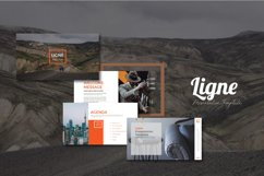 Ligne Keynote Templates Product Image 1