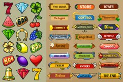 Cartoon Characters & Items Bundle Product Image 4