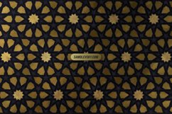 Luxury patterns - 250 geometric backgrounds collection Product Image 19