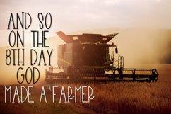 Farm Made - A Farmhouse Style Font Product Image 2