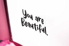 Web Font Melinda - Handlettered Font Product Image 4