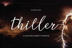 Thiller Typeface Product Image 1