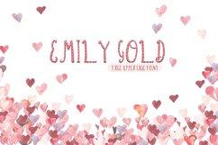 Emily Gold Font Product Image 1