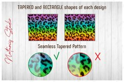 21 Realistic Leopard Patterns for 20oz SKINNY TUMBLER. Product Image 5