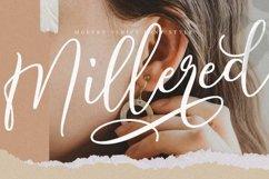 Millered - Beauty Elegant Script Product Image 1
