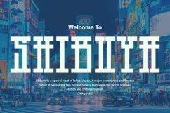 Web Font Hideaki Font Product Image 5