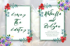 With Summer // Script Font Product Image 6