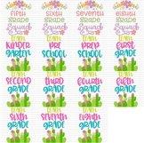 Teacher Sentiments - SVG, Clipart Printables - 39 Designs Product Image 4