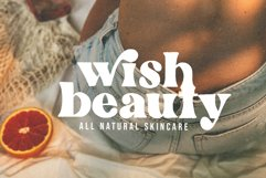 Wished - A Hand-Drawn Serif Font Product Image 5