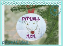 Dog Mom American terrier line art animal lover quote design Product Image 5