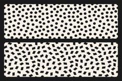 Simple seamless geometric patterns Product Image 6