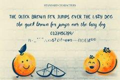 Orange You Glad? Font Product Image 2