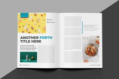 Experiment Indesign Template Product Image 9