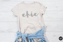 LILY a Bold Distressed Font Product Image 4