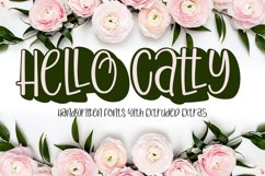 Hello Catty With extruded extras Product Image 1