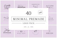 1200 Premade Logos Mega Bundle Product Image 9