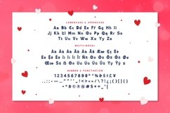 Lovely Cupid - Lovely Display Typeface Product Image 5