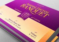 Harvest Banquet Template Bundle Product Image 2