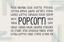 Winter Poppins | Handwritten Font Product Image 3