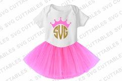Princess Crown SVG Product Image 4