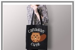 Canadian Cutie Beaver SVG Product Image 2