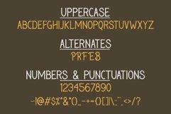 Roadside Pines - Vintage Serif Product Image 2