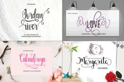 20 Incredible Handwritten Fonts Product Image 6