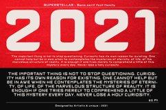 Superstellar - Sans serif font family Product Image 6